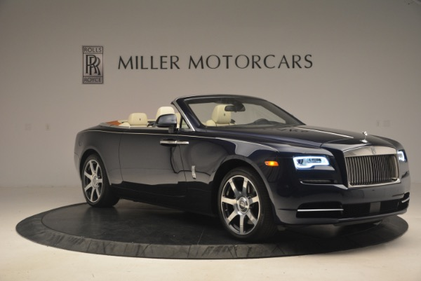 Used 2017 Rolls-Royce Dawn for sale $239,900 at Alfa Romeo of Greenwich in Greenwich CT 06830 12