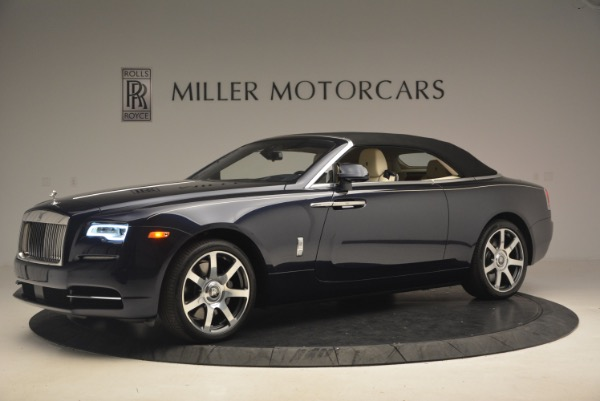 Used 2017 Rolls-Royce Dawn for sale $239,900 at Alfa Romeo of Greenwich in Greenwich CT 06830 15