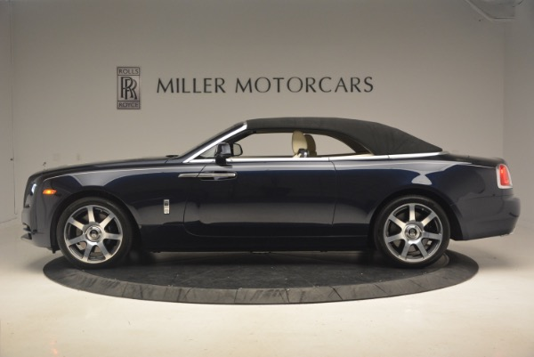 Used 2017 Rolls-Royce Dawn for sale $239,900 at Alfa Romeo of Greenwich in Greenwich CT 06830 16
