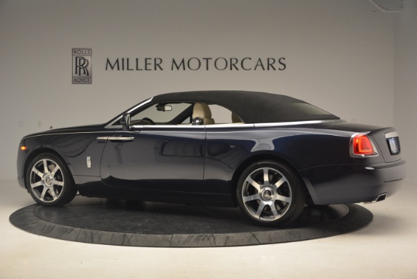 Used 2017 Rolls-Royce Dawn for sale $239,900 at Alfa Romeo of Greenwich in Greenwich CT 06830 17