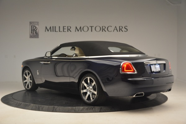 Used 2017 Rolls-Royce Dawn for sale $239,900 at Alfa Romeo of Greenwich in Greenwich CT 06830 18