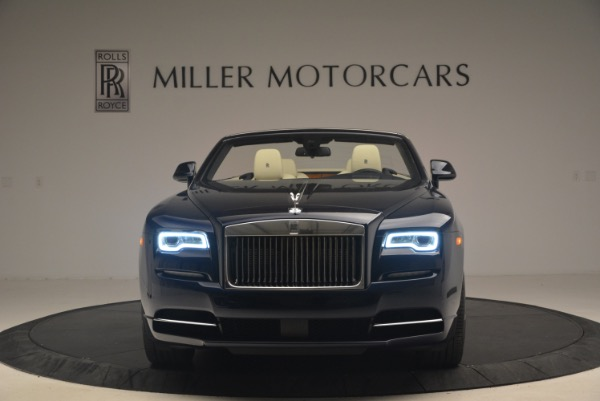 Used 2017 Rolls-Royce Dawn for sale $239,900 at Alfa Romeo of Greenwich in Greenwich CT 06830 2