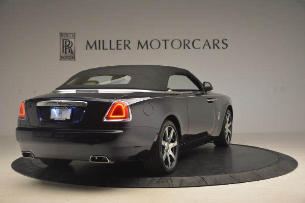 Used 2017 Rolls-Royce Dawn for sale $239,900 at Alfa Romeo of Greenwich in Greenwich CT 06830 20