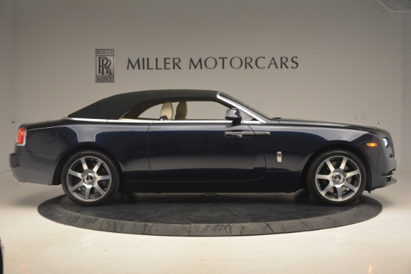 Used 2017 Rolls-Royce Dawn for sale $239,900 at Alfa Romeo of Greenwich in Greenwich CT 06830 22