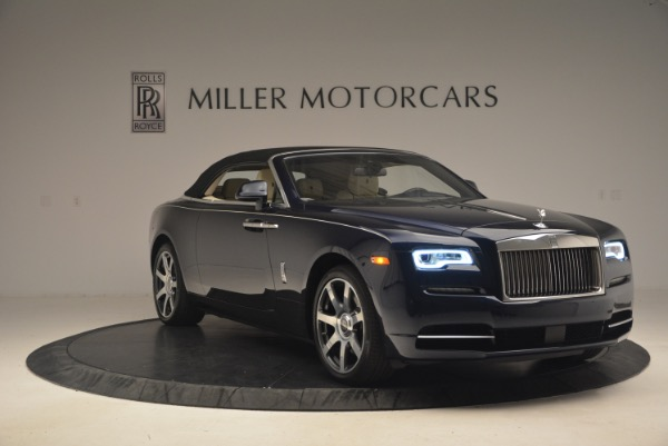 Used 2017 Rolls-Royce Dawn for sale $239,900 at Alfa Romeo of Greenwich in Greenwich CT 06830 24