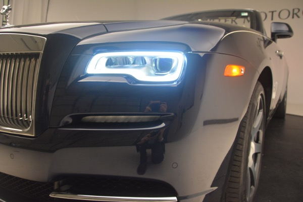 Used 2017 Rolls-Royce Dawn for sale $239,900 at Alfa Romeo of Greenwich in Greenwich CT 06830 26