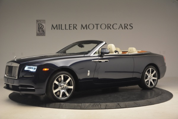 Used 2017 Rolls-Royce Dawn for sale $239,900 at Alfa Romeo of Greenwich in Greenwich CT 06830 3