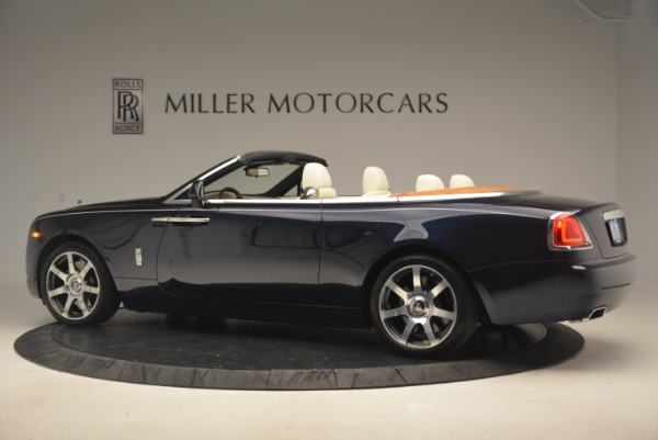 Used 2017 Rolls-Royce Dawn for sale $239,900 at Alfa Romeo of Greenwich in Greenwich CT 06830 5