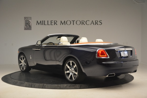 Used 2017 Rolls-Royce Dawn for sale $239,900 at Alfa Romeo of Greenwich in Greenwich CT 06830 6