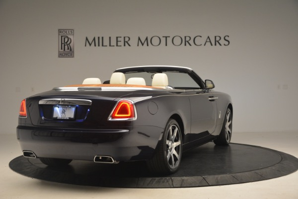 Used 2017 Rolls-Royce Dawn for sale $239,900 at Alfa Romeo of Greenwich in Greenwich CT 06830 8