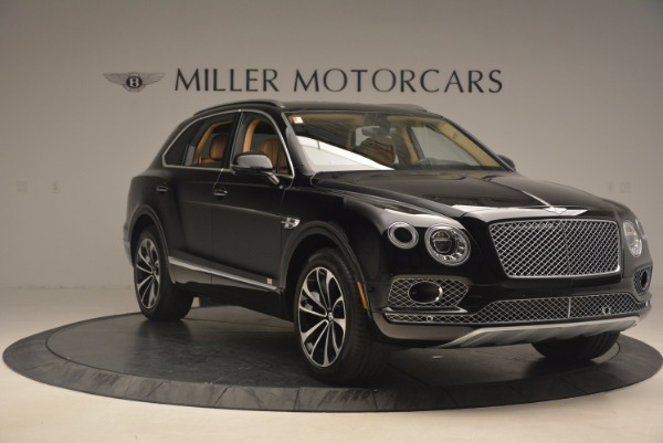 Used 2017 Bentley Bentayga for sale Sold at Alfa Romeo of Greenwich in Greenwich CT 06830 11
