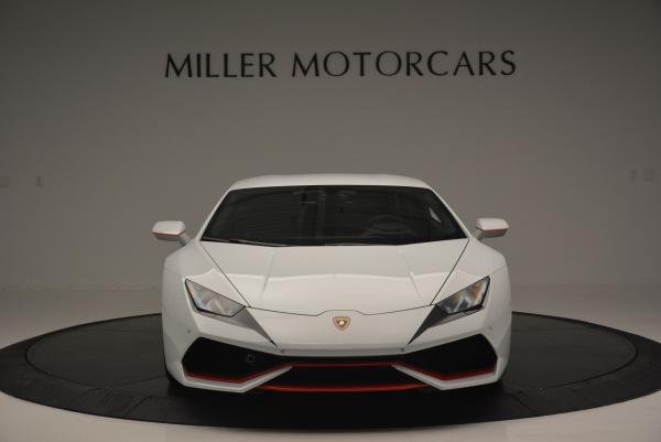Used 2015 Lamborghini Huracan LP610-4 for sale Sold at Alfa Romeo of Greenwich in Greenwich CT 06830 8