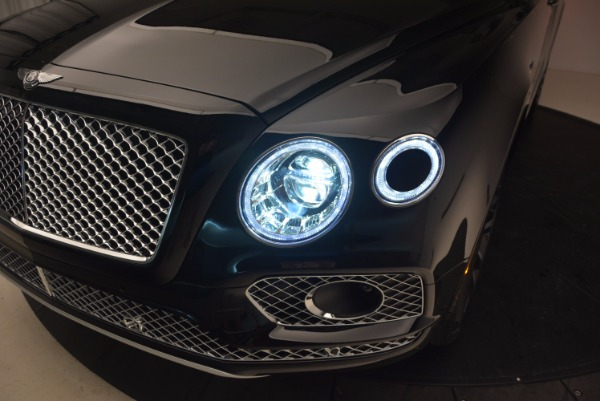 New 2017 Bentley Bentayga for sale Sold at Alfa Romeo of Greenwich in Greenwich CT 06830 19