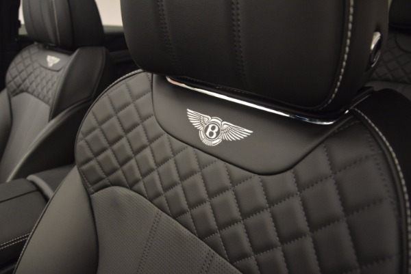 New 2017 Bentley Bentayga for sale Sold at Alfa Romeo of Greenwich in Greenwich CT 06830 27