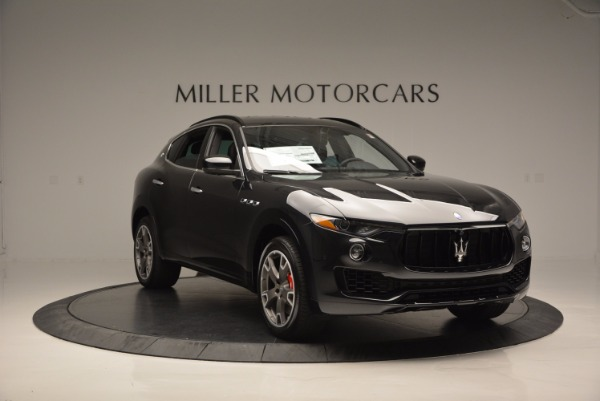New 2017 Maserati Levante for sale Sold at Alfa Romeo of Greenwich in Greenwich CT 06830 11