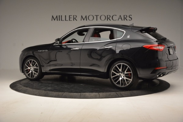 New 2017 Maserati Levante for sale Sold at Alfa Romeo of Greenwich in Greenwich CT 06830 4