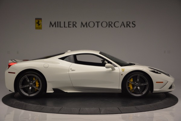 Used 2015 Ferrari 458 Speciale for sale Sold at Alfa Romeo of Greenwich in Greenwich CT 06830 10