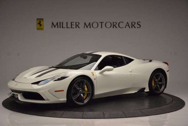 Used 2015 Ferrari 458 Speciale for sale Sold at Alfa Romeo of Greenwich in Greenwich CT 06830 2