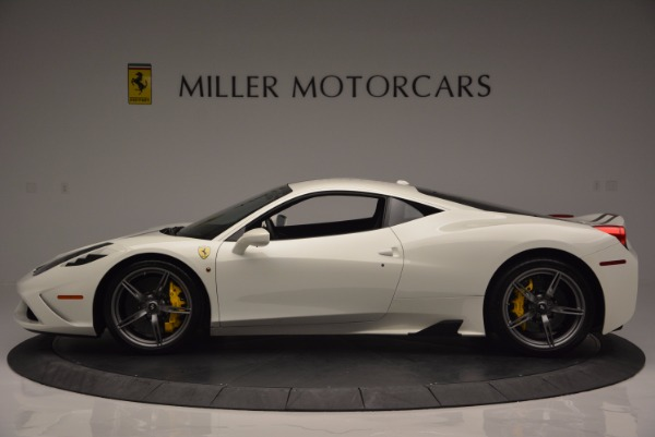 Used 2015 Ferrari 458 Speciale for sale Sold at Alfa Romeo of Greenwich in Greenwich CT 06830 3