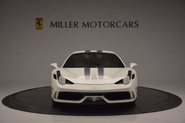 Used 2015 Ferrari 458 Speciale for sale Sold at Alfa Romeo of Greenwich in Greenwich CT 06830 7