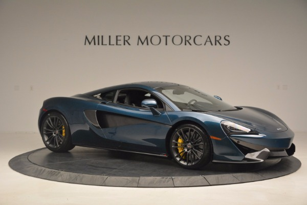 New 2017 McLaren 570S for sale Sold at Alfa Romeo of Greenwich in Greenwich CT 06830 10