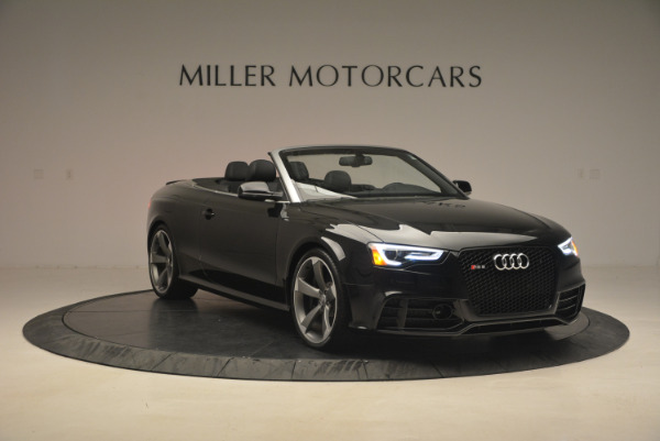 Used 2014 Audi RS 5 quattro for sale Sold at Alfa Romeo of Greenwich in Greenwich CT 06830 11