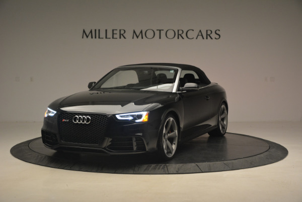 Used 2014 Audi RS 5 quattro for sale Sold at Alfa Romeo of Greenwich in Greenwich CT 06830 13