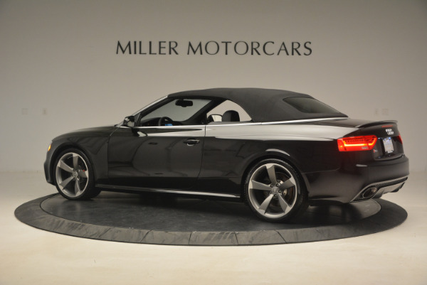 Used 2014 Audi RS 5 quattro for sale Sold at Alfa Romeo of Greenwich in Greenwich CT 06830 16