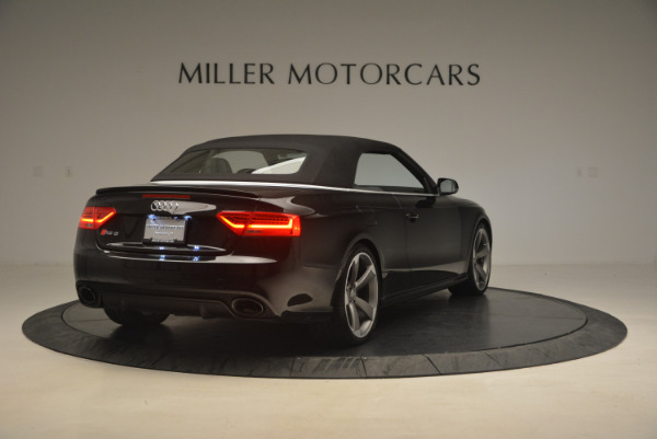 Used 2014 Audi RS 5 quattro for sale Sold at Alfa Romeo of Greenwich in Greenwich CT 06830 19