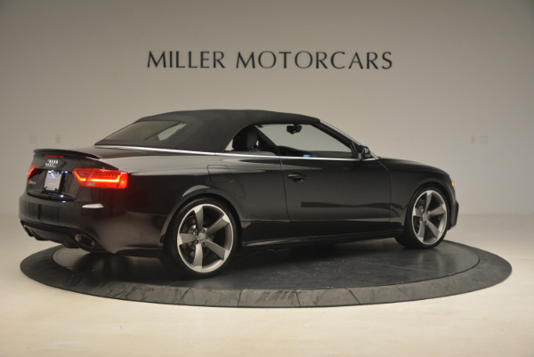 Used 2014 Audi RS 5 quattro for sale Sold at Alfa Romeo of Greenwich in Greenwich CT 06830 20