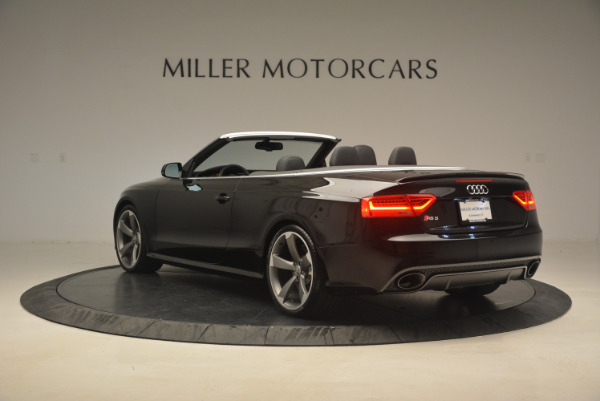 Used 2014 Audi RS 5 quattro for sale Sold at Alfa Romeo of Greenwich in Greenwich CT 06830 5