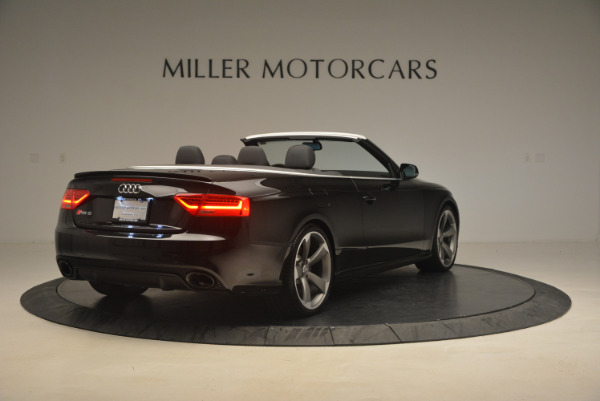 Used 2014 Audi RS 5 quattro for sale Sold at Alfa Romeo of Greenwich in Greenwich CT 06830 7
