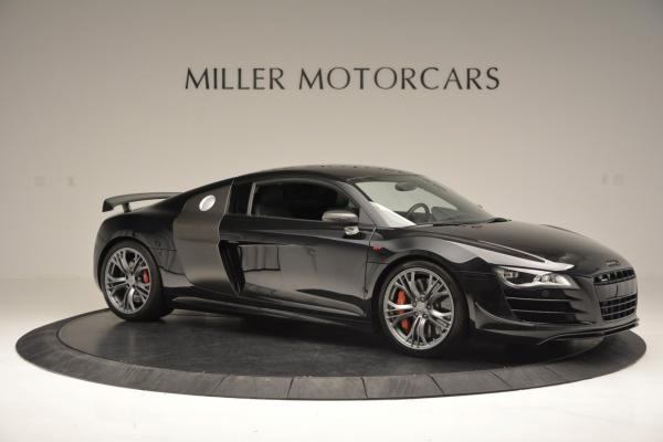 Used 2012 Audi R8 GT (R tronic) for sale Sold at Alfa Romeo of Greenwich in Greenwich CT 06830 10