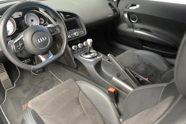 Used 2012 Audi R8 GT (R tronic) for sale Sold at Alfa Romeo of Greenwich in Greenwich CT 06830 13