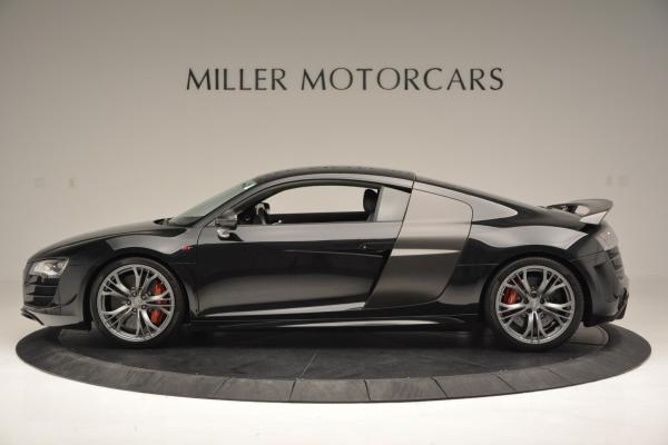 Used 2012 Audi R8 GT (R tronic) for sale Sold at Alfa Romeo of Greenwich in Greenwich CT 06830 3