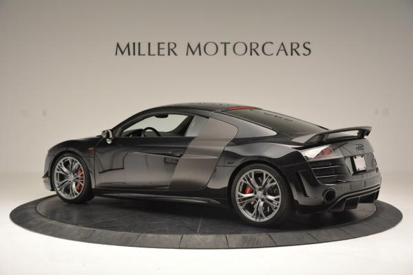 Used 2012 Audi R8 GT (R tronic) for sale Sold at Alfa Romeo of Greenwich in Greenwich CT 06830 4