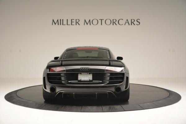 Used 2012 Audi R8 GT (R tronic) for sale Sold at Alfa Romeo of Greenwich in Greenwich CT 06830 6