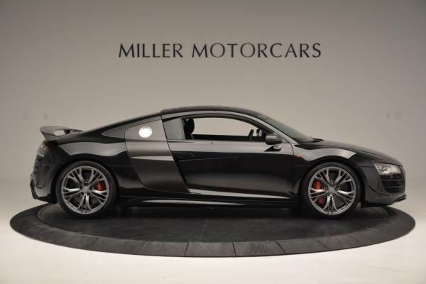 Used 2012 Audi R8 GT (R tronic) for sale Sold at Alfa Romeo of Greenwich in Greenwich CT 06830 9