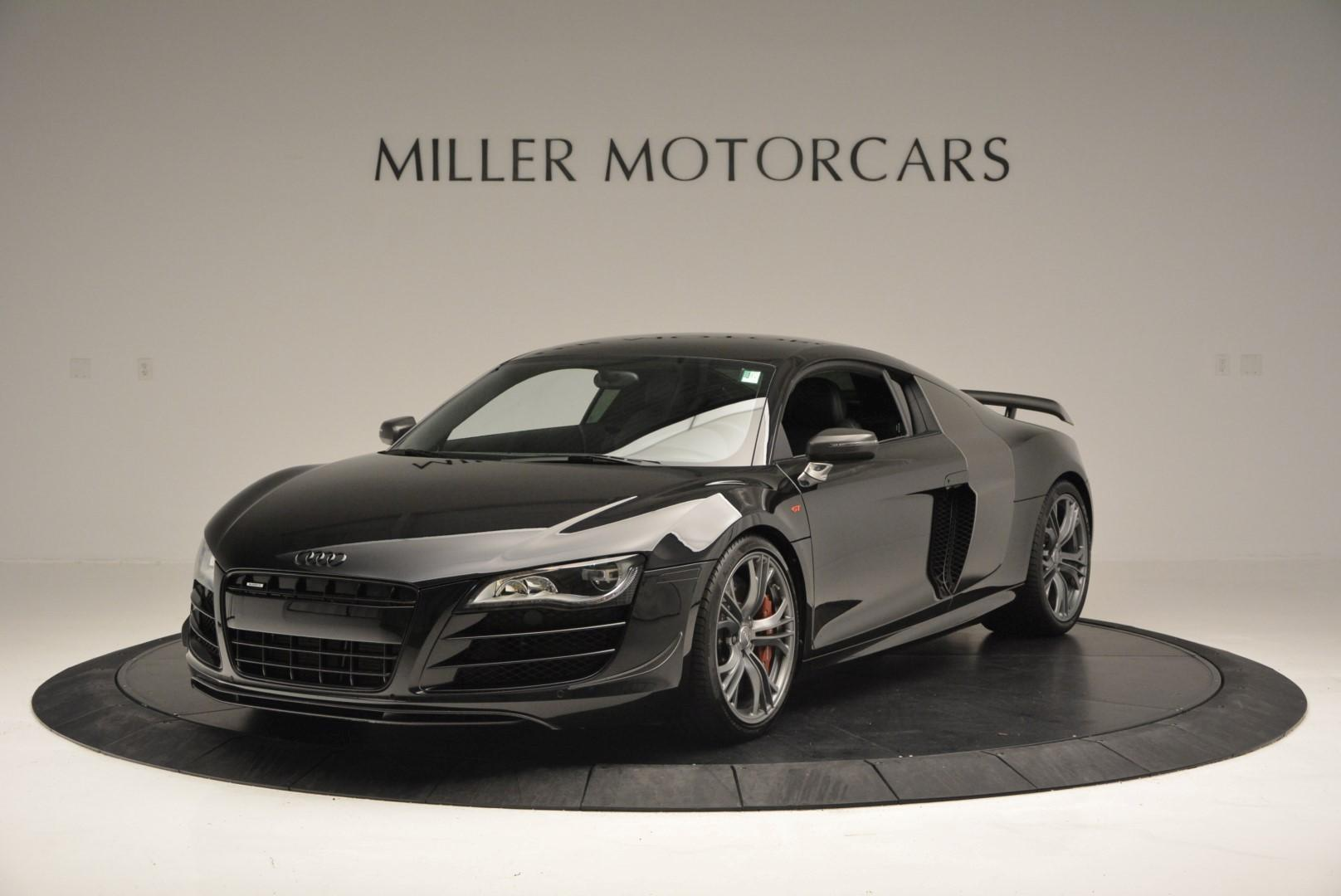 Used 2012 Audi R8 GT (R tronic) for sale Sold at Alfa Romeo of Greenwich in Greenwich CT 06830 1