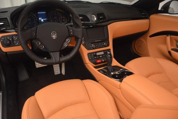 New 2017 Maserati GranTurismo Sport for sale Sold at Alfa Romeo of Greenwich in Greenwich CT 06830 25