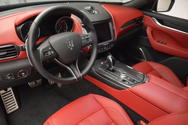New 2017 Maserati Levante S for sale Sold at Alfa Romeo of Greenwich in Greenwich CT 06830 14
