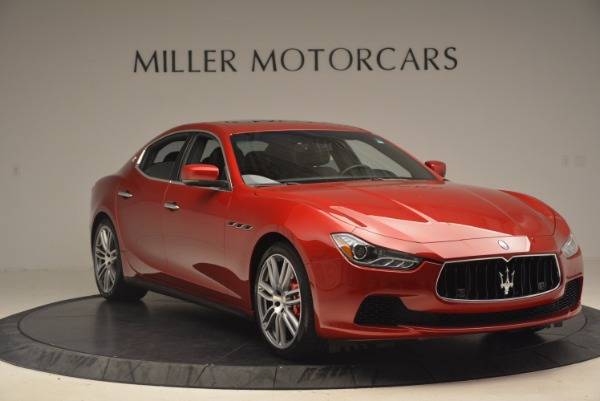 Used 2014 Maserati Ghibli S Q4 for sale Sold at Alfa Romeo of Greenwich in Greenwich CT 06830 11
