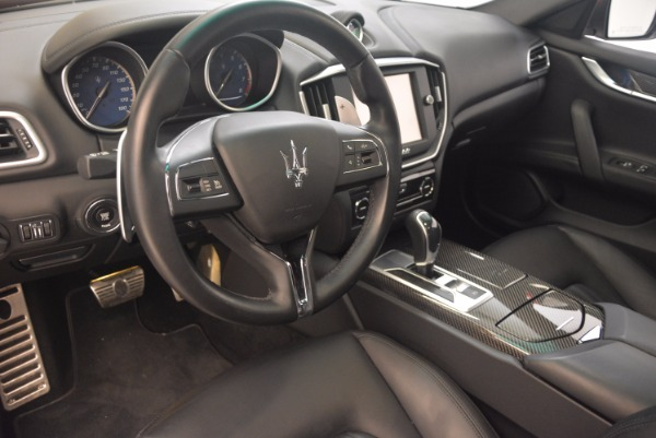 Used 2014 Maserati Ghibli S Q4 for sale Sold at Alfa Romeo of Greenwich in Greenwich CT 06830 13