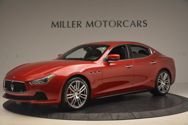 Used 2014 Maserati Ghibli S Q4 for sale Sold at Alfa Romeo of Greenwich in Greenwich CT 06830 2