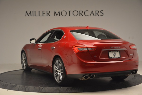 Used 2014 Maserati Ghibli S Q4 for sale Sold at Alfa Romeo of Greenwich in Greenwich CT 06830 5