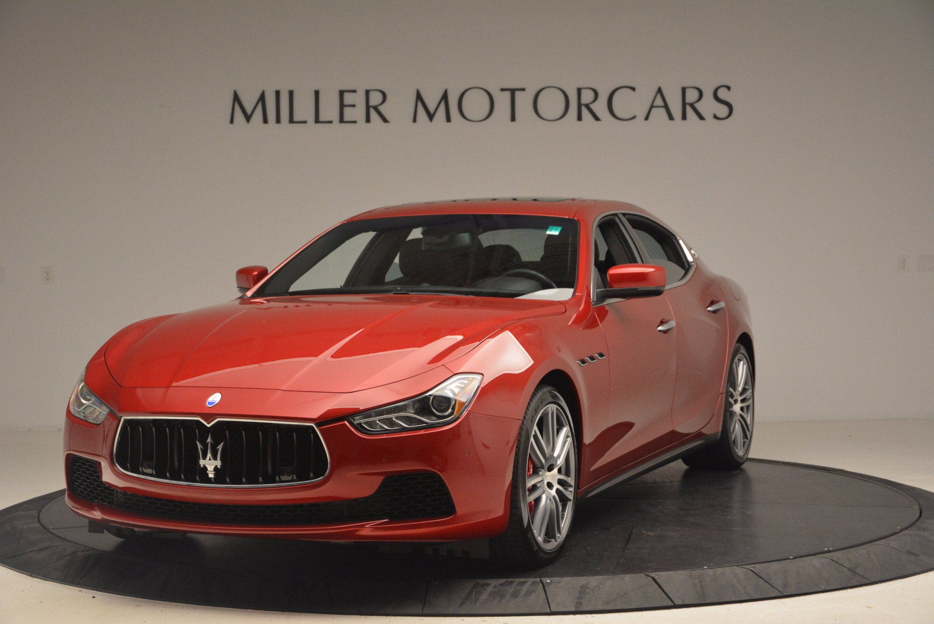 Used 2014 Maserati Ghibli S Q4 for sale Sold at Alfa Romeo of Greenwich in Greenwich CT 06830 1