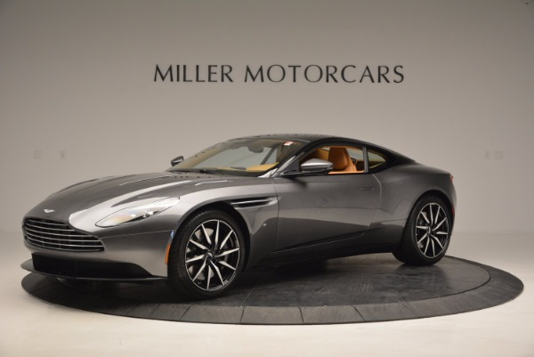 New 2017 Aston Martin DB11 for sale Sold at Alfa Romeo of Greenwich in Greenwich CT 06830 2