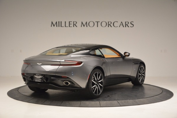 New 2017 Aston Martin DB11 for sale Sold at Alfa Romeo of Greenwich in Greenwich CT 06830 6