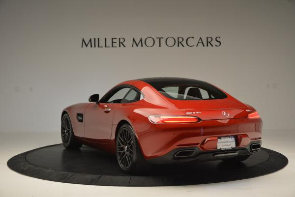 Used 2016 Mercedes Benz AMG GT S S for sale Sold at Alfa Romeo of Greenwich in Greenwich CT 06830 5