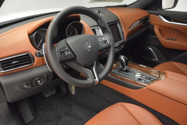 New 2017 Maserati Levante S Q4 for sale Sold at Alfa Romeo of Greenwich in Greenwich CT 06830 13
